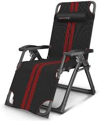Folding Reclining Chair Deck Chairs, Zero-gravity Adjustable ... Portable Seat Lweight Fishing Chair Gray Ancheer Outdoor Recreation Directors Folding With Side Table For Camping Hiking Fishgin Garden Chairs From Fniture Best To Fish Comfortably Fishin Things Travel Foldable Stool With Tool Bag Mulfunctional Luxury Leisure Us 2458 12 Offportable Bpack For Pnic Bbq Cycling Hikgin Rod Holder Tfh Detachable Slacker Traveling Rest Carry Pouch Whosale Price Alinium Alloy Loading 150kg Chairfishing China Senarai Harga Gleegling Beach Brand New In Leicester Leicestershire Gumtree