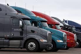 Knight-Swift Buys Trucker Abilene Motor Express - WSJ