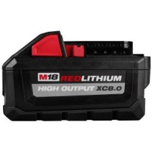 Milwaukee M18 Lithium Ion Battery - 18V