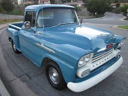 1958 Chevy Apache Shortbed BEAUTIFUL ORIGINAL TRUCK W/crateV8 & A ... 1958 Chevrolet Cameo Pickup F1971 Houston 2015 1953 Chevy Truck Howard Knapp Upstate Ny Undead Sleds Hot 1956 Napco 4x4 Truck 3 Youtube Trucks Pinterest This Apache Is Rusty On The Outside And Ultramodern Very Nice Pick Up A With Few Surprises Its Sleeve Feature Classic Rollections Chevytruck 58ct0226d Desert Valley Auto Something Sinister Way Comes Photo Fesler Project 58 Restoration
