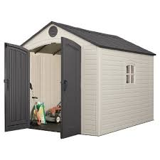 Rubbermaid Garden Tool Shed by 8x10 Rubbermaid Storage Shed Target