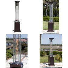 Fire Sense Deluxe Patio Heater Stainless Steel by Fire Sense Patio Heaters Ebay
