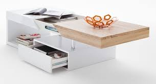 table basse laqué blanc et bois table basse soldes trendsetter