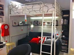 Ikea Bunk Beds With Desk by Bedroom Breathtaking Ikea Loft Bed With Desk Home Design Inside