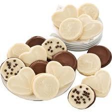 Cheryl's Cookies 12 Ct. Deluxe Wedding Cookies | Wedding ...