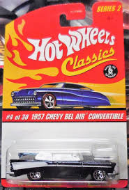 100 Convertible Chevy Truck Hot Wheels Classics 1957 Bel Air 4 Of 30 Series 2