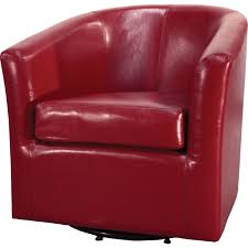 Hayden Swivel Accent Chair In Red Bonded Leather By New Pacific Direct Red Accent Chair Trinidad Modern Mahogany W Round Chrome Base Inspirational With Arms Photograph Of Purple Mid Century Attributed To Knoll Chairs For Living Room Ideas Including Cambridge Nissi 981705red The Home Depot Alexa Classic Microfiber And Storage Ottoman Abigail Ii Patterson Iii Dinah Patio Stationary 6800 Truesdells Fniture Inc