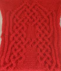 Ravelry Celtic Letters for Knitting patterns