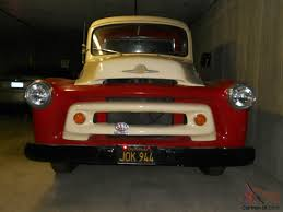 1957 International S-120 Pickup Truck