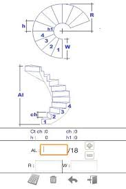 stair calculator free android apps on google play