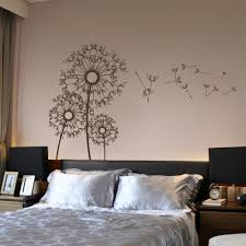 Wall Mural Decals Nursery aliexpress com buy dandelion wall decal flower kids boy