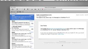 How To Delete An Apple ID How To Delete All Email In Macbook Air