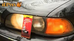 diy how to replace a headlight bulb