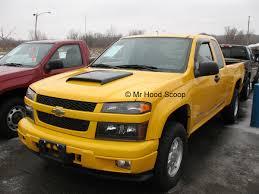 100 Truck Hood Scoops 2004 2005 2006 2007 2008 2009 2010 2011 2012 Chevy Colorado