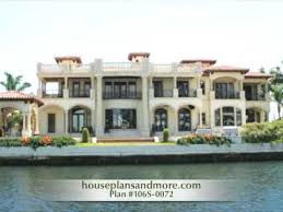 The Waterfront House Designs by Waterfront Houses 2 House Plans And More