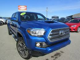 2016 Toyota Tacoma For Sale In Corner Brook, NL | Used Toyota Sales 2017 Toyota Tacoma Sr5 Double Cab 5 Bed V6 4x2 Automatic Truck Used Tacomas For Sale In Columbus Oh Less Than 100 Dollars Certified Preowned 2016 Trd Off Road Crew Pickup This Is A Great Ovlander Buy Gear Patrol Hd Video 2010 Toyota Tacoma Double Cab 4x4 Used For Sale See Www Parts 2007 27l Subway Inc Sale Prince George Bc Serving Burns Lake 2015 For Grimsby On Stanleytown Va 3tmcz5an9gm024296 2018 At Watts Automotive Serving Salt Lifted Sr5 44 43844 Inside