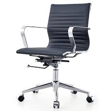 m344 meelano navy blue modern office chair free shipping today