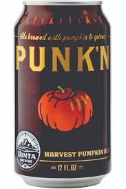Harvest Pumpkin Ale by Uinta Punk U0027n Draft Magazine