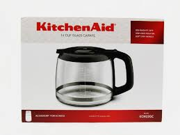 Kitchenaid Kcm222 Coffeemaker 14 Cup Replacement Gl Carafe Pot