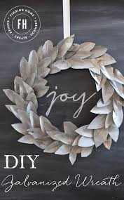 100 Outdoor Christmas Decorations Ideas To Make Use by 50 Diy Christmas Wreath Ideas How To Make Holiday Wreaths Crafts
