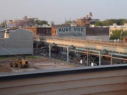 Kurt Vile Mural Philadelphia by Scenes From A Most Duplexcellent Open House