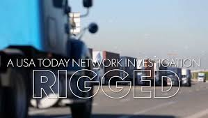 100 Trucking Companies California Port Truck Operator In USA TODAY Probe Is Bought By NJ Company