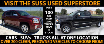 Cheap Used Cars In Aurora At Suss Buick GMC Near Denver.