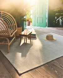 tiphede teppich flach gewebt natur elfenbeinweiß 120x180 cm