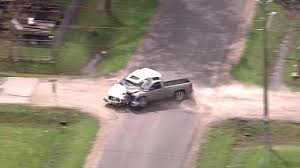 Police Chase Ends With Violent Crash In NE Harris Co. | Abc13.com Woman Takes Baby On 100mph Police Chase World The Times Off Road Classifieds F450 Diesel 4x4 Chase Truck Man Woman Steal Fire Truck Lead Hourslong In Vacation Car Scene Youtube Hauling Liquid Involved Highspeed Texas Naked Steals Leads Lapd Wild By And Foot Thread Racedezert Police 10yearold Leads Officers After Stealing Car To Spike Strips Used To End Tulsa News On 6 Cop Dog Injured During Through Indiana And Illinois 2 Incredible Lince Kill James Bond 007 Dramatic Chase Ending Pursuit Stolen Penske Semitruck La
