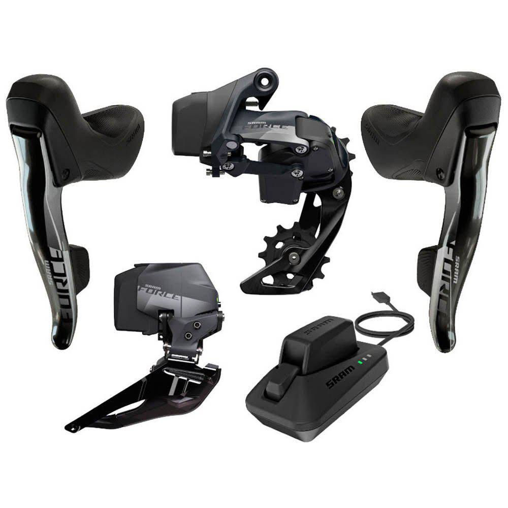 SRAM Force eTap AXS Rim Brake Road Bike Groupset