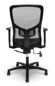 OFM Essentials Ergonomic High-Back Office Chair, Black Item # 944573