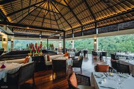 100 Hanging Garden Hotel 3 Course Meal Experience At The S Of Bali Klook
