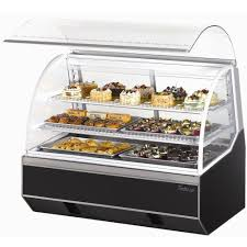 Turbo Air TB 5R 60 Curved Glass Refrigerated Bakery Display Case