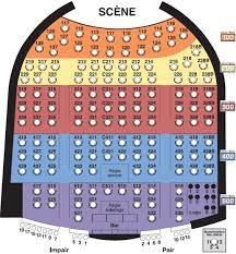 salle mercure montreal cabaret du capitole plan de salle spectacle billeterie et