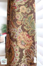 Pier 1 Imports Peacock Curtains by Glencove Floral Curtain Chili Pier 1 Imports Nesting