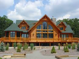 Modular Home with Wrap Around Porch Marvellous Log House Plans with