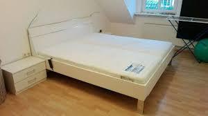schlafzimmer bett u schrank alba der marke vito