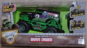 MONSTER JAM Grave Digger Remote Full Radio Control Truck 1:24 Scale ... Traxxas 116 Scale Grave Digger 2wd Monster Jam Replica Hot Wheels Truck Shop Cars Drawing At Getdrawingscom Free For With Monkey Boy U Sewer Ebay Gizmo Toy Rakuten New Bright 143 Remote Control A Day In The Life Of A Robison Revell Snap Tite Plastic Model Kit Grave 125 Press Release Axial Unveils Smt10 Rc Ff 128volt 18 Chrome Year 2011 124 Die Cast Metal Body 96v Car 110