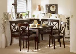 Small Eat In Kitchen Table Ideas Tufted Dining Bench Nook Dining