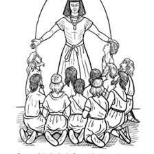Coloring Page For Jesus Calms The Storm 1000 Images About Joseph On Pinterest