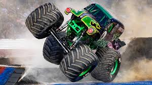 100 Monster Truck Oakland Jam At Arena RingCentral Coliseum In San