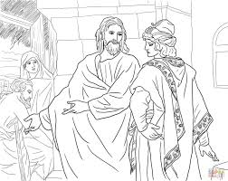 Jesus And The Rich Young Man Sermon On Mount