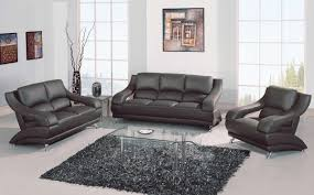 Brown Leather Sofa Decorating Living Room Ideas by Living Room Lovely Gray Leather Sofa About Remodel Living Room
