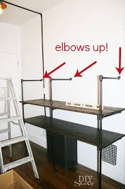 Making A Wooden Shelving Unit by 20 Best Made With Kee Klamp Images On Pinterest Pipe Furniture