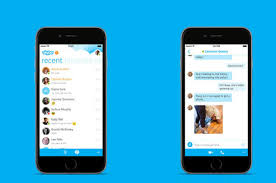 Skype for iPhone Receives Optimizations for r Screened