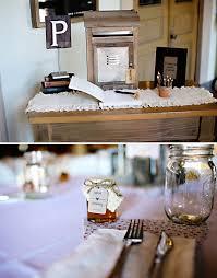 Real Wedding Jamie Jeremys Rustic DIY