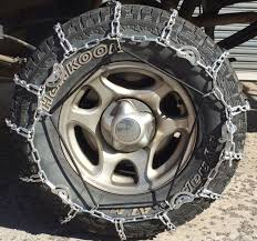 Tire Chains-Adjusters-Tensioners