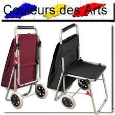 chariot de transport siège de peintre noir comber noir