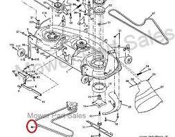 Craftsman Lt1000 Drive Belt Size by Craftsman Belts