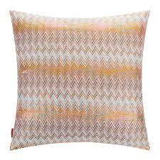 100 Missoni Sofa Pillow Sausalito Gold